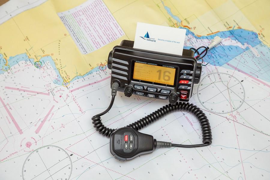 Радиокурс оператор на морско УКВ на RYA