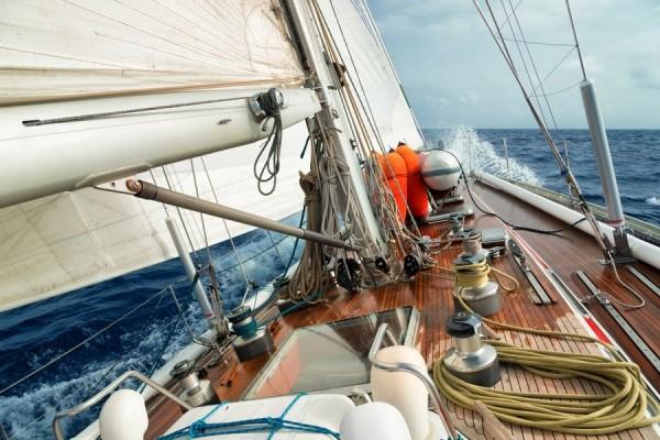 Соло обиколка на света с ветроходна яхта!